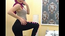 18488 Arab girl shaking ass on cam  -sign up to Nudecamroulette.com and chat with her preview