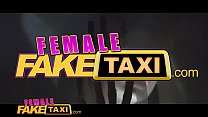 Female Fake Taxi Horny driver cums in gorgeous fitness babes mouth's Thumb
