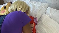 18026 Step Sister Forced By Step Brother To Gape Her Butthole preview