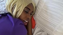 Step Sister Forced By Step Brother To Gape Her Butthole صورة