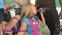 Teen Glazing Blondes Lexi Belle and Chastity Lynn HD - 9Club.Top