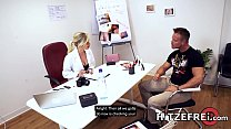 HITZEFREI Docto r Gabi Gold gets fucked by her s fucked by her patient