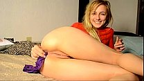 german milf I love to finger my butt hole mehr ...