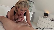 Lady Sonia giving a sensual handjob and blowjob Vorschaubild