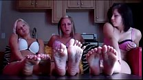 Foot Fetish You love our six feet thumbnail