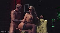 Penthouse Pet Phoenix Marie has her asshole fingered, licked, and fucked