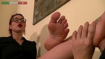 Ui055-Uncle Asso s Lesson 4- Foot Domination thumb