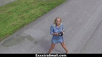 ExxxtraSmall - Cute Blonde Caught Spying preview image
