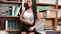 Cute asian shoplifter was caught and gets punish fucked - indian teenager porn thumbnail
