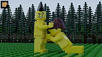 LEGO PORN WITH SOUND - ANAL, BLOWJOB, PUSSY LICKING AND VAGINAL