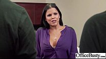 Hard Sex In Office With Big Round Boobs Sluty Girl (diamond kitty) video-14 preview image