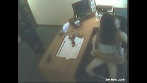 video porn blog: cute girl sex with boss for promotion thumbnail