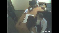 Cute Girl Sex With Boss For Promotion