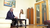 Lovesome College Girl Gets Seduced And Nailed By Older Teacher