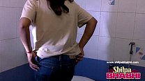 Screenshot Gorgeous Indian  Wife Shilpa Bhabhi Hot Shower abhi Hot Shower