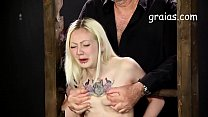Tits slapping and squeezing - e154 girlsdoporn thumbnail