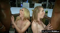 BLACKEDRAW Mona Wales and Ashley Lane Have BBC When Their Husbands Are Out Of Town صورة