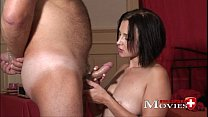 Watch this Taboo girl Natalie at Casting in Zürich thumb