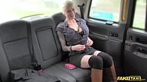 Fake Taxi hot passionate rough backseat sex, summerevans mfc thumbnail