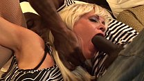 Horny mother teaches her daughter how to take B...