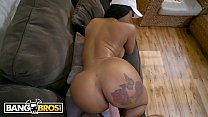 BANGBROS - Black Pizza Delivery Girl Moriah Mills Delivers Her Big Ass To J-Mac صورة