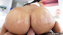 Gabi Paltrova loves balls deep anal sex Thumbnail