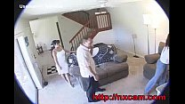 Hidden Cam Captures Maid And Wife In Secret Lesbian Affair thumbnail