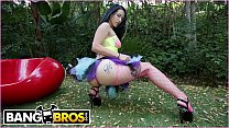 BANGBROS - Katrina Jade Wears Tutu And Looks He... Thumbnail