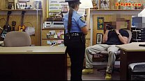 Latin police officer screwed by pawn guy thumbnail