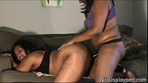 Behind The Scenes Of Strap-on Casting Couch : Nilou achtland & Eve thumbnail