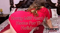 Big Ass Milf Madisin Lee Fucking Young Cock & Creampie For Christmas