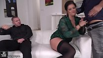 Curvy babe Anissa got double penetrated » download tamilsex videos thumbnail
