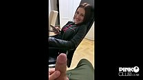 Christian Clay meets Giulia for a crazy anal