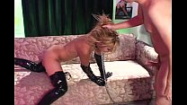 Kat anal in boots