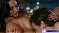 Mature Big Tits Wife (ava addams) Enjoy Hardcore Sex In Front Of Camera video-06 porn image