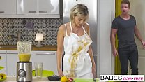 Step Mom Lessons - A Real Mess  starring  Ivana...