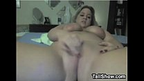 chick cam blonde Thick