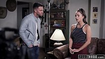 PURE TABOO Struggling Actress Abigail Mac Press...