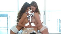 Passion-HD - Skye West and Trisha Parks share d... thumb