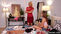 Alexis Fawx and Carolina Sweets - Bossy Stepmot...