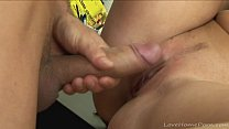Office guy receives a massage and gets laid thumb