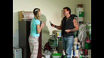 Brother Fuck s Pigrailed Teen Sister