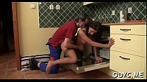 Amateur playgirl lets an older dude penetrate her cuchy