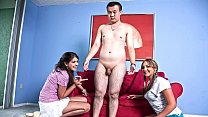 BANGBROS - Awkward Asian Geek Sticks His Dick I...