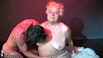 OldNanny Fat big granny have a sex with young guy Thumbnail