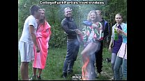Russian students staged an orgy in the woods preview image