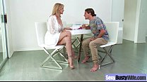 Mature Lady (julia ann) With Big Juggs Enjoy Intercorse movie-11