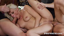 Private Com   Thirsty Busty Cougar Brittany Bar