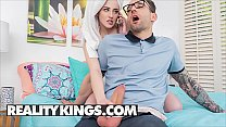 Panty Perv Gets Caught Gets His Cock Fucked Hard - RealityKings