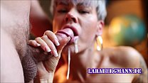 German escort Milf Lara Bergmann fucked in the hotel room